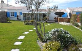 Charmante maison avec Spa et jardin à Noirmoutier