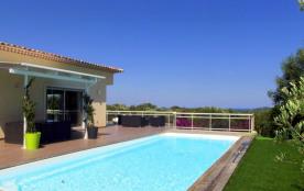 Très belle Villa, 3 chambres, piscine