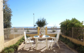 Port-la-Nouvelle (11) - Quartier de la plage - Résidence L'Azur. Appartement 2 pièces - 32 m² env...