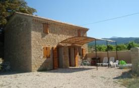 maison en campagne en vaucluse