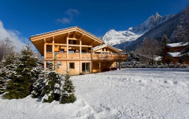 squarebreak, Magnificent chalet with view of the summit