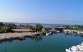 2 pièces 4 couchages vue mer et canal