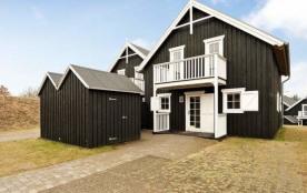 Maison pour 5 personnes à Gjern