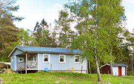 Maison pour 3 personnes à Brastad