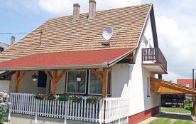 Appartement pour 5 personnes à Keszthely/Balatonkeresztur