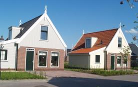 Maison pour 4 personnes à Uitdam