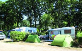 Emplacements camping-caravaning - Le Domaine de Pont-Mahé