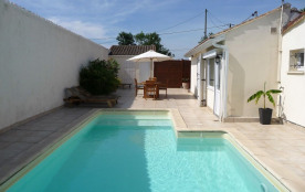 Villa avec piscine privée chauffée à Marennes à 5 min d' Oléron