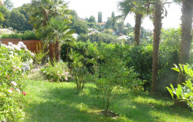 Le jardin de l'appartement