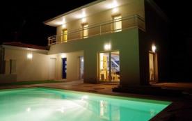 Belle villa avec piscine chauffée 5 minutes de la plage