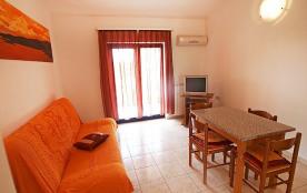 Appartement pour 2 personnes à Umag/Čepljani