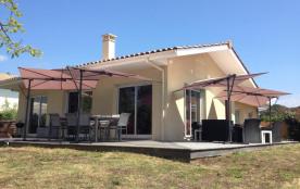 Villa exposée sud ouest