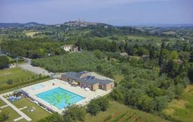 Camping Boschetto di Piemma, 100 emplacements, 34 locatifs