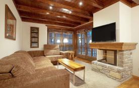 Perdiu Blanca es un apartamento del nuevo complejo residencial Val de Ruda, situado a pie de pist...