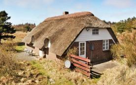 Maison pour 3 personnes à Ulfborg