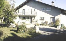 Belle maison à Margencel