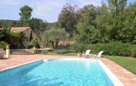 Belle Villa climatisée de plain pied avec piscine chauffée Cogolin F57