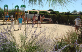 Camping Grand'R, 92 emplacements, 35 locatifs