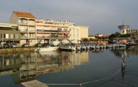 F2 + mezzanine situé à la résidence Les Girelles Palavas rive gauche, proche centre et à 5 minute...