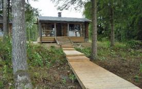 Studio pour 3 personnes à Alajärvi