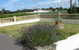 autre vue du jardin