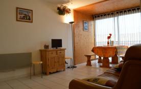 Résidence les Maisons de la Mer, appartement 2 pièces de 34 m² environ pour 4 personnes située à ...