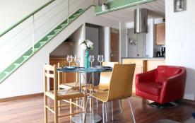 La Rochelle (17) - Les Minimes - Résidence Les Quais de La Rochelle. Appartement 3 pièces - 49 m²...