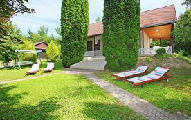Maison pour 4 personnes à Balatonkenese