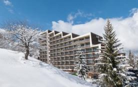 Résidence Les Grangettes - Studio 4 personnes - Cabine et vue montagne