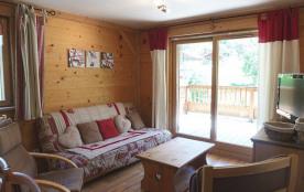 3 pièces cabine exposé Sud-est de 47m².