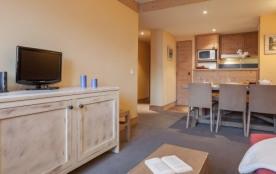 Résidence Aconit - Appartement 2 pièces 4/5 personnes Standard