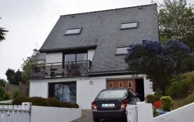 N°933 - Maison VUE MER rénovée dans un quartier