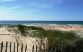 """""""LES ESTAGNOTS"""" - T3 Sud avec accès direct à la plage"""