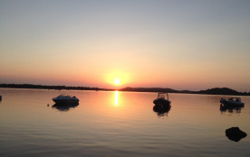 Admirer le lever du soleil!