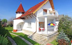 Appartement pour 3 personnes à Balatonboglar