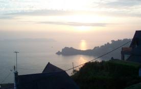 Appartement vue panoramique sur mer