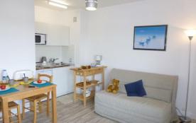 Saint Jean de Monts (85) - Quartier Estacade - Résidence Voilier - Appartement 1 pièce de 21 m² e...