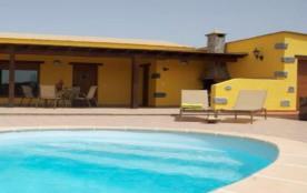 Maison pour 3 personnes à Lajares