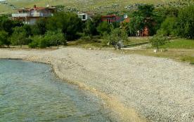 Maison pour 3 personnes à Grebaštica