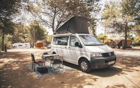 Camping CALA LLEVADÓ ****, 560 emplacements, 40 locatifs