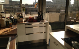 Appartement grand balcon et parking