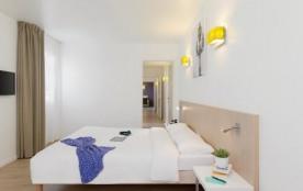Adagio access Aparthotel Paris Clichy - Appartement 2 chambres 6 personnes