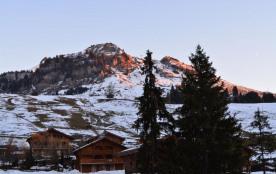 Appartement 3 pièces de 38 m² environ pour 6 personnes, la résidence Floris Montagnes A est situé...