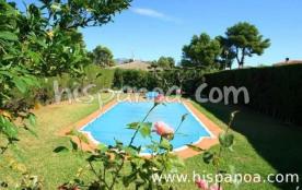 Cette villa sur la Costa Dorada équip&eac