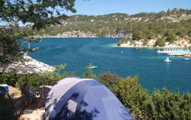 Camping LE SOLEIL, 88 emplacements, 12 locatifs