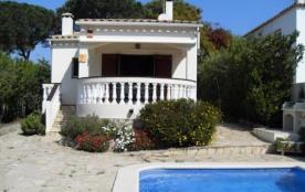 Très agréable maison avec piscine privée