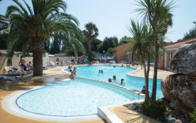 Camping Les Jardins Catalans - Mh 2Ch 4/6pers + Terrasse