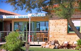 Camping MER SABLE SOLEIL, 48 locatifs