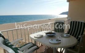 Appartement  sur la plage de Pals - location vue panoramique mer  med17