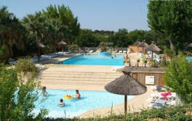 Camping Beau Rivage 4* - Mh - 3 ch - 6pers.  (entre 0 et 5 ans)
